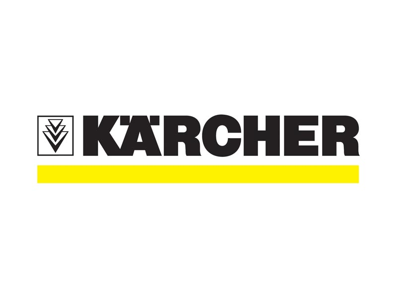 Karcher Logo - Supplier