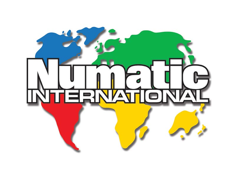 Numatic International Logo - Supplier